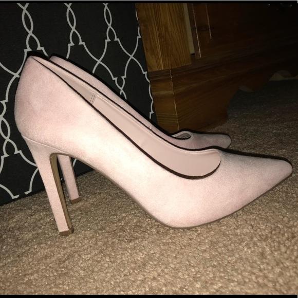 Cute Light Pink Heels   Poshmark
